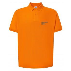 Meeste polosärk, oranž